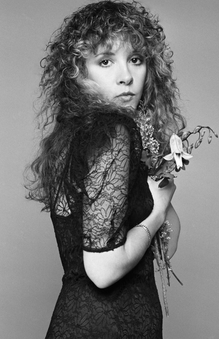Grandes Rockeras - Stevie Nicks