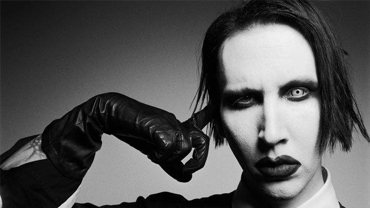 Marilyn Manson en Monterrey