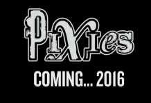 Pixies new disc 2016