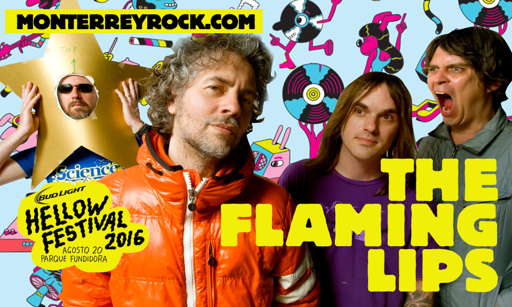 flaminglips headliners hellowfestival