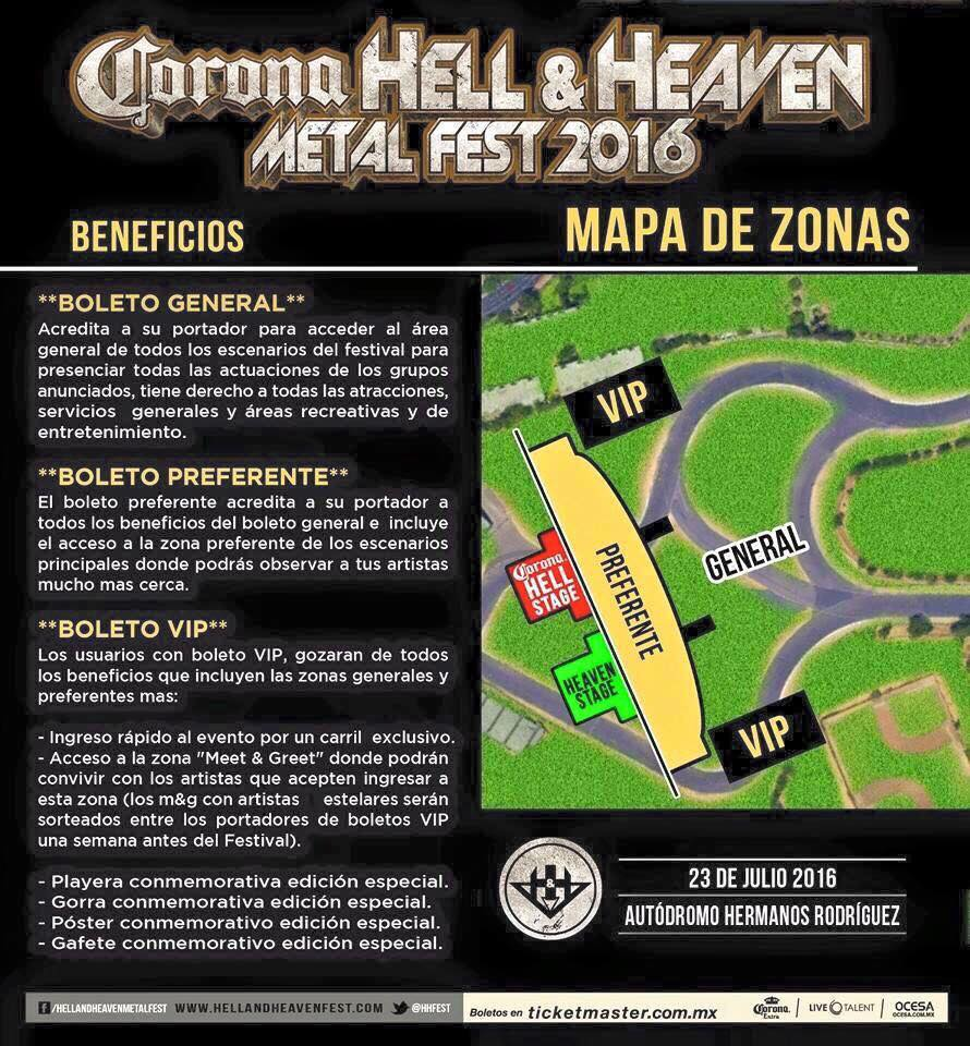 mapa hell and heaven 2016