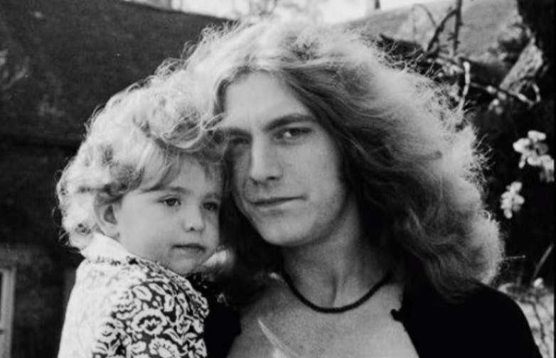 Karac hijo Robert Plant