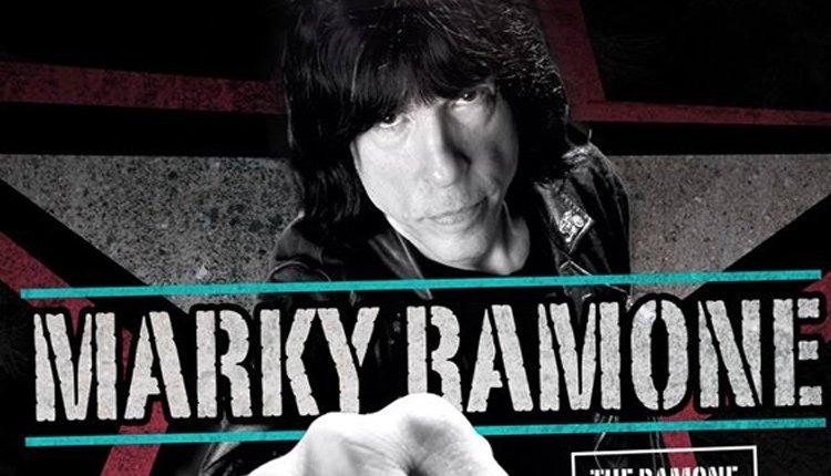 Marky Ramone Monterrey Escena
