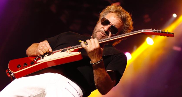 Sammy Hagar en Mother of All 2018