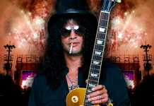 Slash en Mother of All 2018