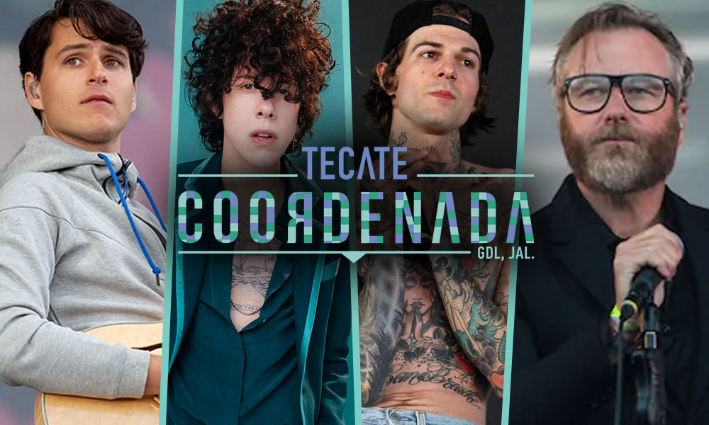 Vampire Weekend, The National-TheNeighbourhood, encabezan el Tecate Coordenada 2019