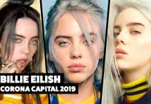 Billie Eilishe - Corona Capital 2019