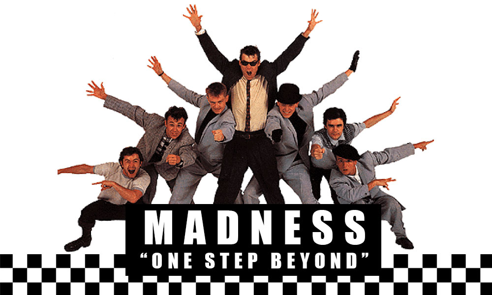 """madness """"one step beyond"""""""