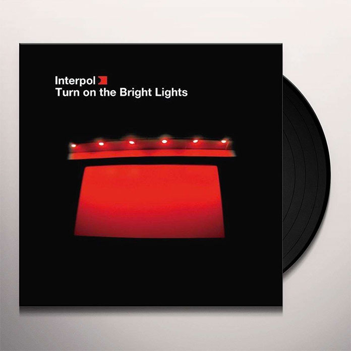 Obras Maestras - Turn on the bright lights de Interpol
