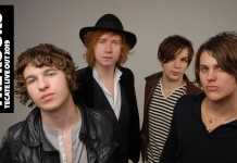 The Kooks lineup Tecate Live Out 2019