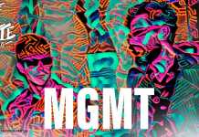 MGMT - confirmado pal norte 2020