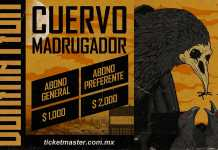 cuervo madrugador domination mexico