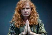 megadeth regresa de tour 2020
