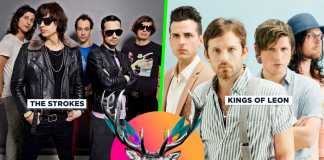 the strokes y kings of leon headliners corona capital guadalajara
