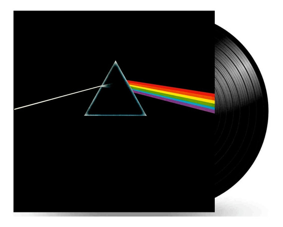 LP-Vinil de Dark Side Of The Moon