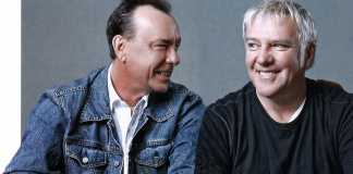 alex lifeson y neil peart