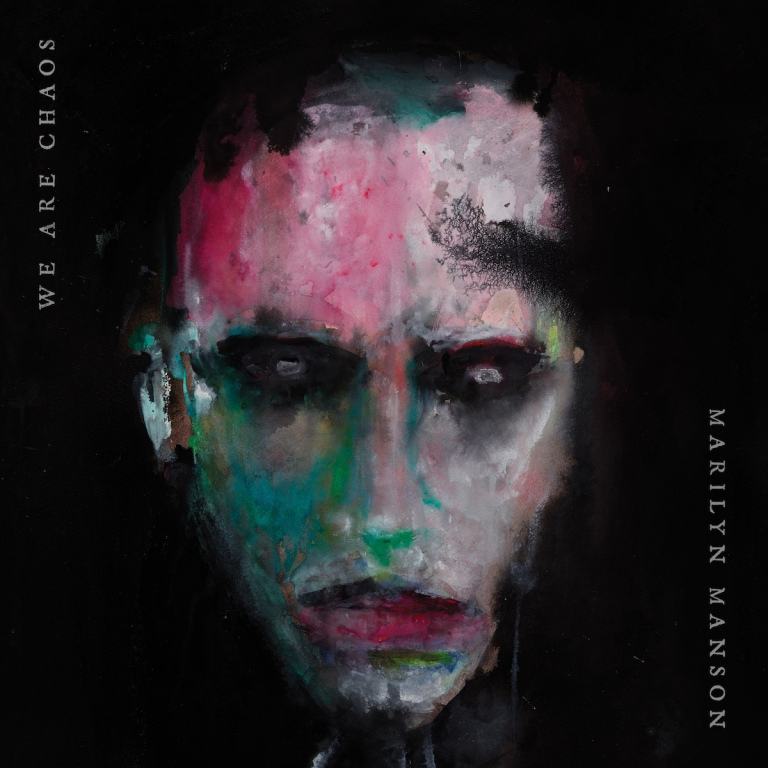 Marilyn Manson-We Are Chaos
