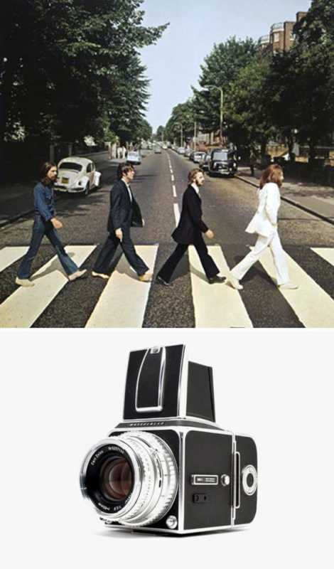 abbey road hasselblad
