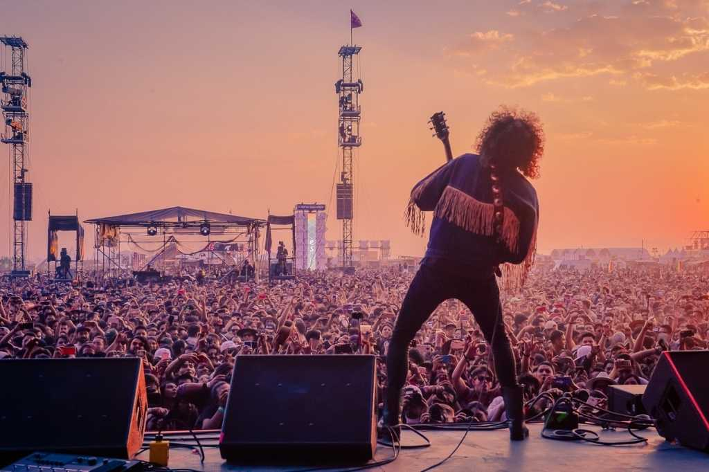 Wolfmother en Ocesa Irrepetible