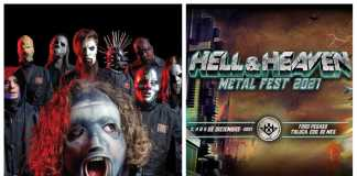 hell and heaven 2021 slipknot