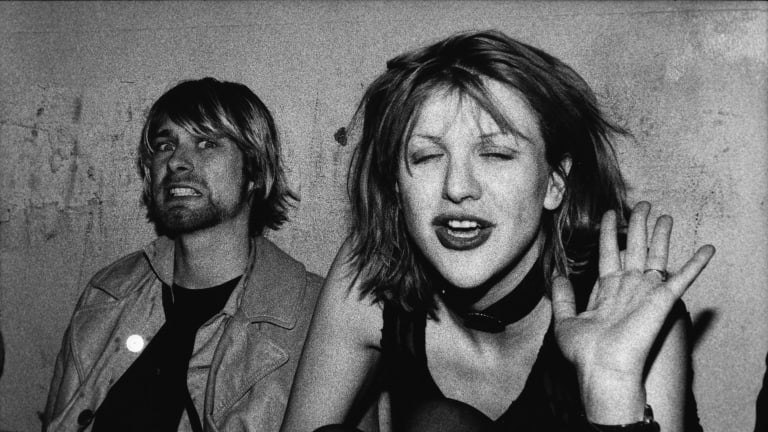 kurt y courtney