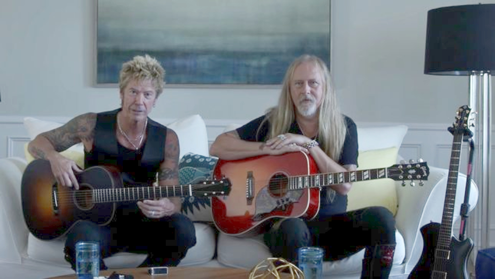 jerry cantrell duf mckagan